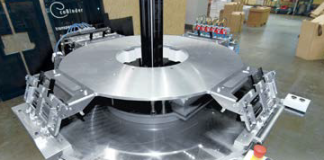 Weiss Rotary Indexing Table