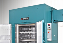 Grieve - 1036 Cabinet Oven
