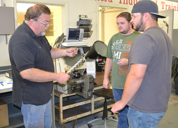 SECO Seco Donates Tools to School Shop-Training Programs