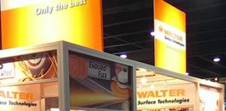 Walter Surface Technology FABTECH 2015