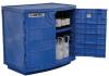 justrite - metal-free polyethylene cabinet