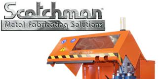 Scotchman GAA-500-90 DT20 Upcut Saw