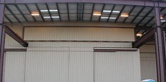 crane doors