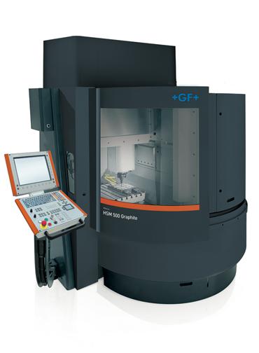 GF Machining Solutions, Mikron HSM 500
