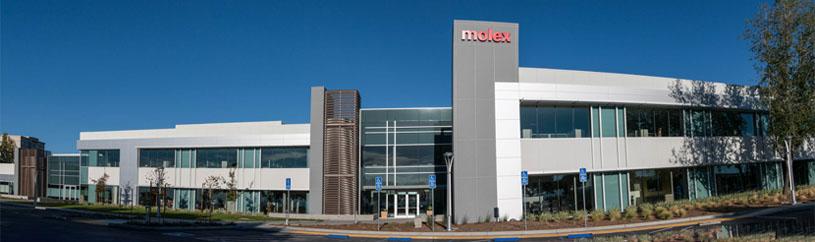 Molex, Silicon Valley