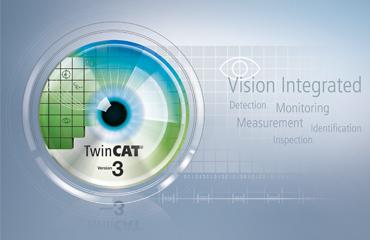 Beckhoff Automation, TwinCAT Vision Software, TwinCAT, Vision Software
