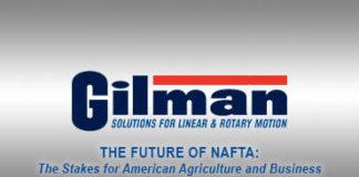 Gilman, NAFTA Conference
