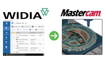 Mastercam, WIDIA Data Solution