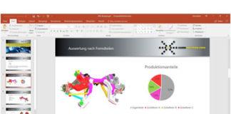 CoreTechnologie, PowerPoint, 3D_Evolution