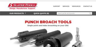 Slater Tools, navigation