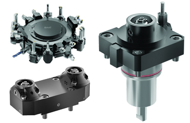 Kennametal, Turret Adapted Clamping Units