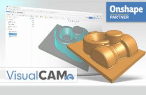 MecSoft, Onshape, VisualCAM
