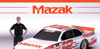 Mazak, Team Penske, Austin Cindric